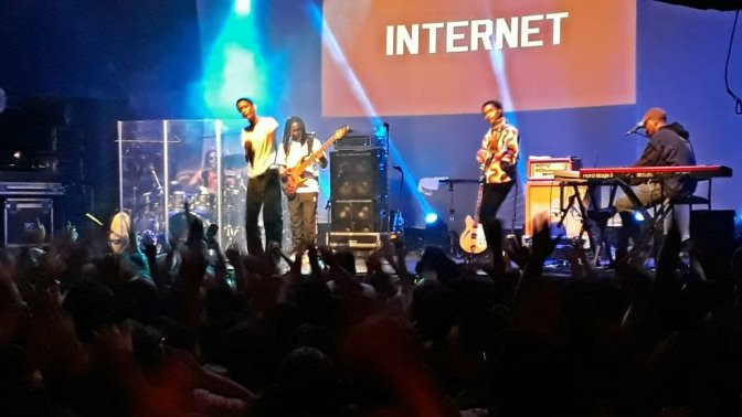 Resenha: The Internet @ Circo Voador